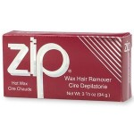 Zip Wax Hot Wax Hair Remover3 oz (85 g)