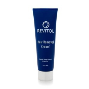 Revitol Hair Removal Cream (1 ~ 4 ounce Bottle)